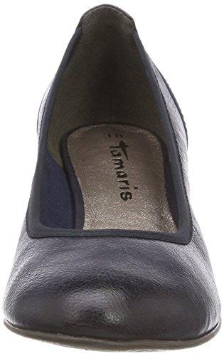 Tamaris Donna 22304 Tacco Scarpe con Navy Blu dZTnTxqIw