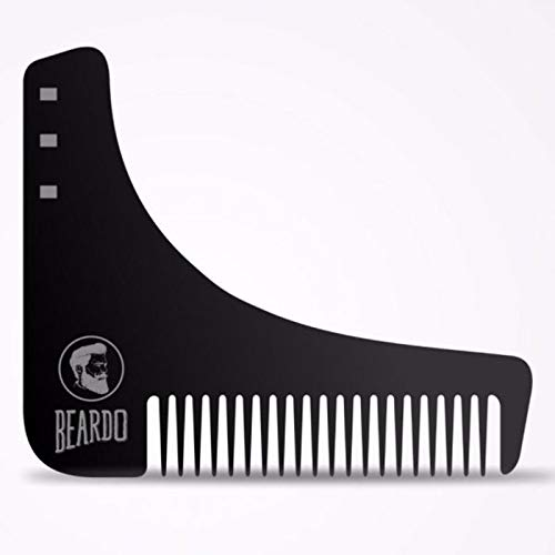 Beardo Beard Shaping and Styling Tool Comb