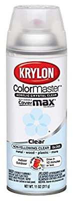 Krylon Interior and Exterior Top Coat