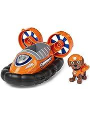PAW Patrol, hovercraft met Zuma-verzamelfiguurtje, voor kinderen vanaf 3 jr.