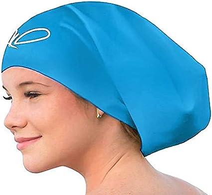 Extra Large Swim Caps Long Hair Swim Cap Water Swimming Caps for Women Men