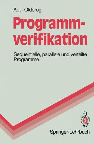 Programmverifikation: