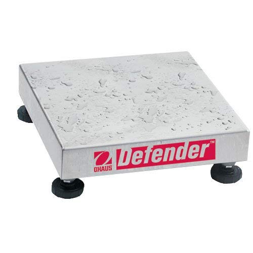 Scale Base Bench Square (Ohaus D10WR Defender Square Washdown Bench Scale Bases)