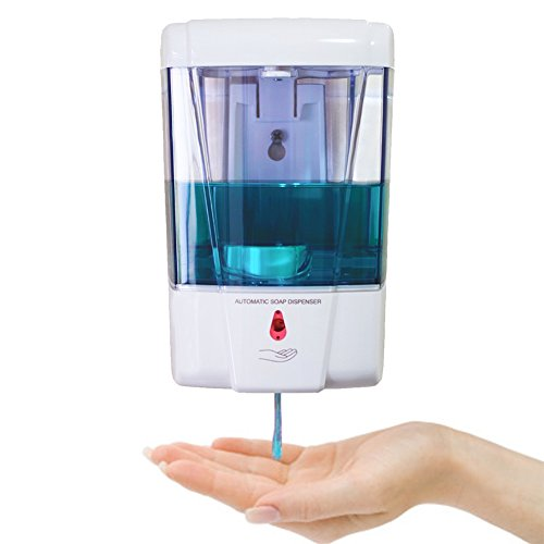 Automatic Hand Soap Dispenser Wall Mount