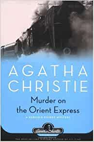Murder on the orient express book by agatha christie