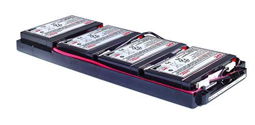 - APC UPS Battery Replacement for APC Smart-UPS Models SUA750RM1U, SUA1000RM1U (RBC34)