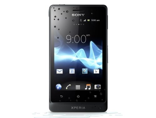 Sony Phones Xperia Go Ruggedized Android SmartPhone Unlocked by Sony