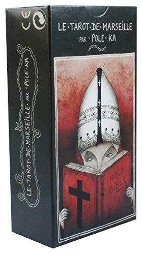 Jeu de 78 cartes : Le Tarot de Marseille par Pole Ka