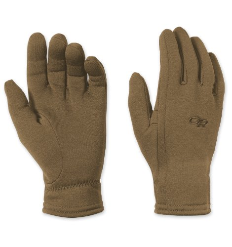Outdoor Research PS150 Gloves - USA, Coyote, Medium