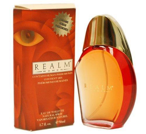 Realm By Erox Corporation For Women. Eau De Toilette Spray 1.7 Oz. by Erox (Image #1)