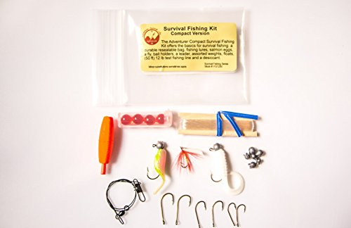 Best-Glide-ASE-Survival-Fishing-Kit-Compact-Version