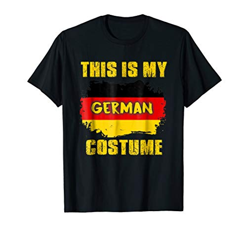 This is my German costume shirt Germany