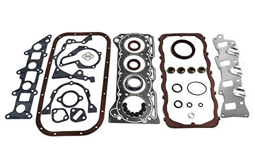 (ITM Engine Components 09-01601 Engine Full Gasket Set)