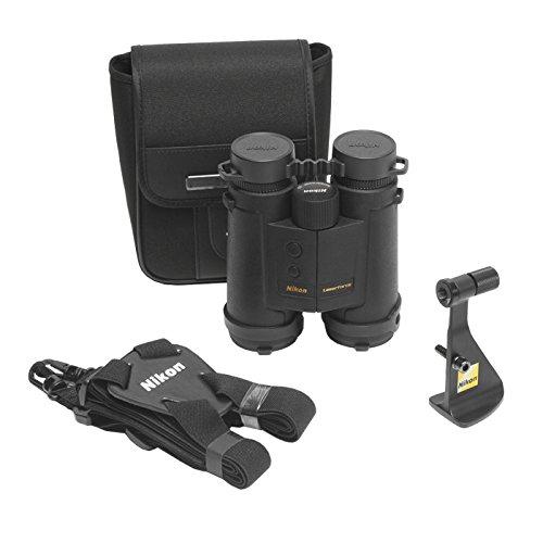 Nikon Laserforce Rangefinding Binocular with Harness and Tri