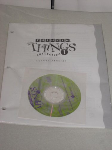 Edmark - Thinkin' Things Collection 1 School Version w/cd