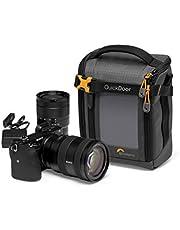 Lowepro GearUp Creator Box Medium II - Funda para cámara réflex Digital sin Espejo con Acceso QuickDoor - con divisores Ajustables - para cámara sin Espejo como Sony Alpha 6500 - LP37347-PWW