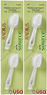 product image for Radius Replacement Heads, Soft - 2 pk by RADIUS