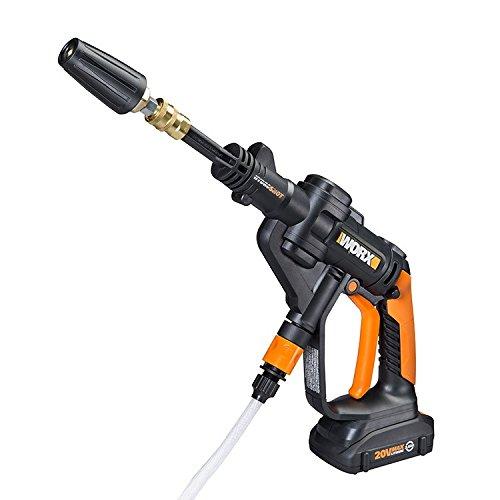 Worx WA4037 Boquilla Turbo para Hidrolimpiadora 0 V, negro: Amazon.es: Bricolaje y herramientas