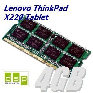 4GB Speicher / RAM für Lenovo ThinkPad X220 Tablet: Amazon de