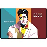 ELVIS LOVE ME TENDER CAR AIR FRESHENER