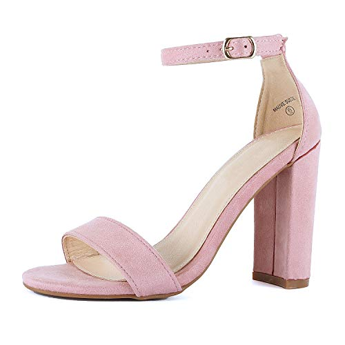 (Guilty Shoes - Shirley-1 Mauve Suede, 9)