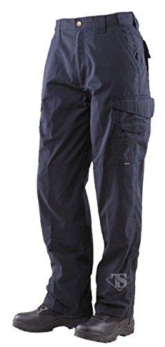 Tru-Spec Men's 24/7 Tactical Pants, Navy, 34 X 32 - Police Uniform Pants