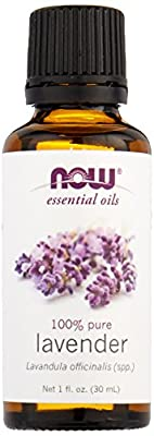 Essential Oils Lavender - 1 fl oz from NOW Foods