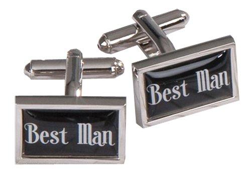 Ivy Lane Design Wedding Cufflinks, Best Man Best Man Wedding Cufflinks