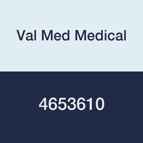 Val Med Medical 4653610 Back Support Belt, White, Shoulder Straps, 3X-Large (Pack of 12) by Val Med Medical (Image #1)
