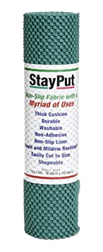 /tortora Stayput non-slip Fabric roll / 30.5/x 182.9/cm