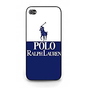 Polo Ralph Lauren Phone Case for Iphone 5/5s Classical Fashion Ralph Lauren Logo Series Phone Back Case