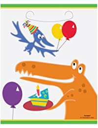 Access Dinosaur Party Favor Bags, 8ct lowestprice