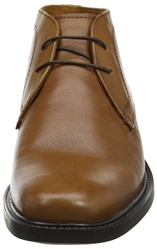Red Wexford Tape Tan Marrone Chukka Uomo Stivali 0 rr1wFx