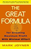 The Great Formula, Mark Joyner, 0471778230