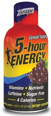 5-hour ENERGY - Grape - 36 Count by 5 Hour Energy
