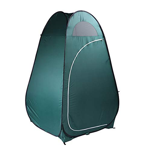 Pop Up Changing Clothes Room Toilet Shower Fishing Camping Dress Bathroom Tent
