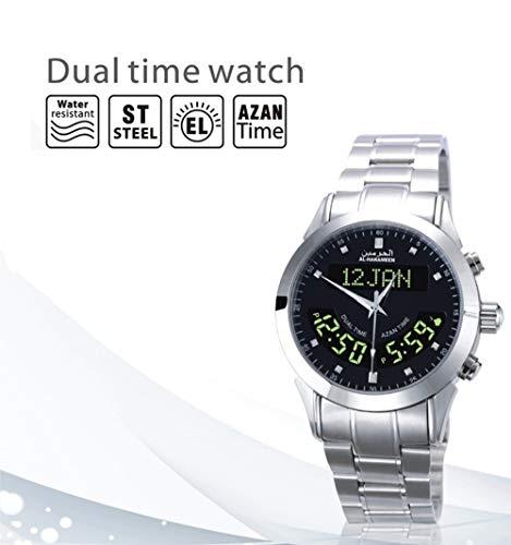 Azan Watch - EQ Waterproof Digital Quartz Calendar Fashion Wrist