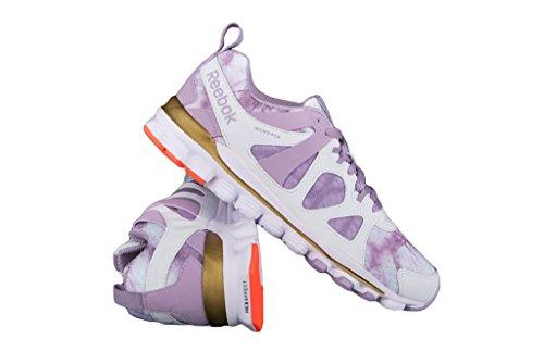 Femme Reebok Violet Run Chaussures Running Hexaffect Wow qHrRHUXw