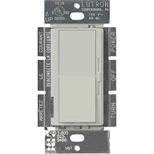 PD Diva 300-watt 3-Way Electronic Low-Voltage Dimmer, Palladium (3 Way Electronic)