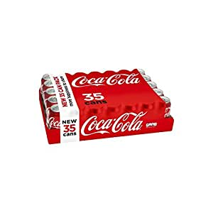 Coca-Cola Cans, 12 Ounce(35 count)