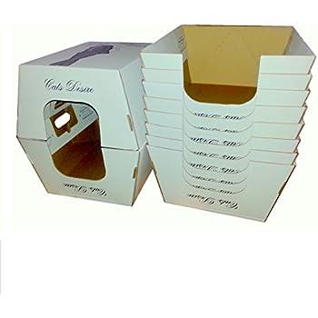 Cats Desire Disposable Litter Boxes Disposable Litter Boxes, 10 Piece