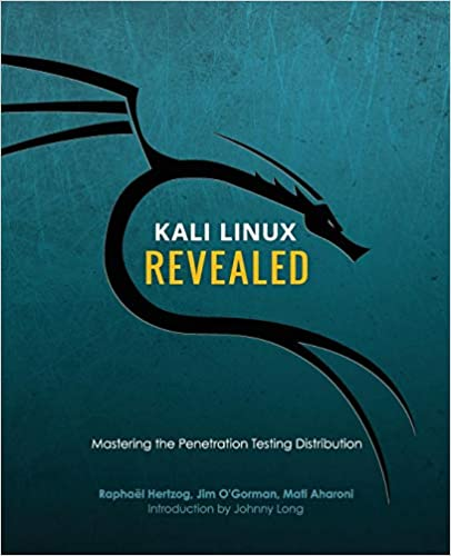 Kali Linux Revealed Book Cover