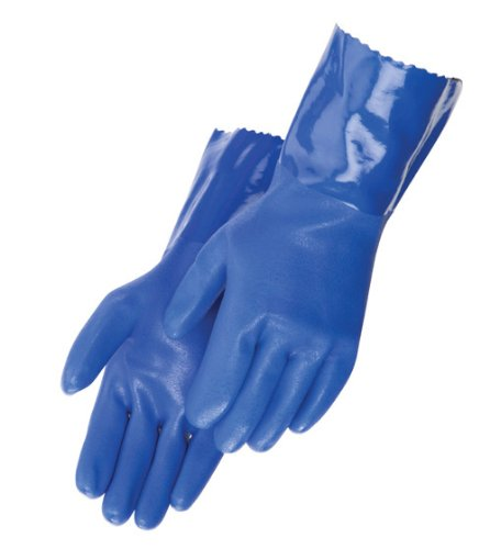 0.020 Thickness Size 9 MAPA TRIonic 514 Plus Tri-Polymer Glove Pack of 12 Pairs Non Pigmented Chemical Resistant 15 Length