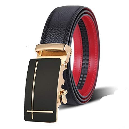 Metal Cinturones Lllm Hombre Para Correa Cm De Hebilla Cinturón 110 Moda Jeans Masculina 125cm dqXUHwX
