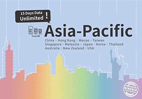 Prepaid SIM Cards For Traveling To Asia