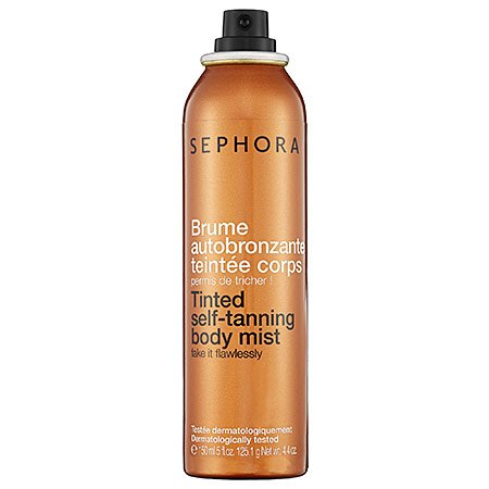 SEPHORA COLLECTION Tinted Self-Tanning Body Mist 5 oz by Jubujub