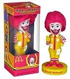 : Wacky Wobbler McDonald's Ronald McDonald by Funko