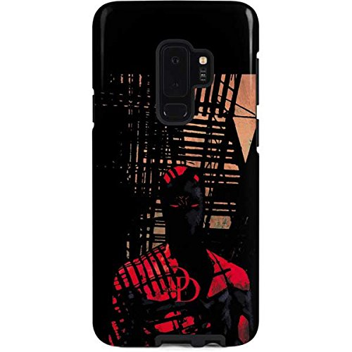 Daredevil Galaxy S9 Plus Case - Daredevil Hides In The Shadows | Marvel & Skinit Pro Case ()