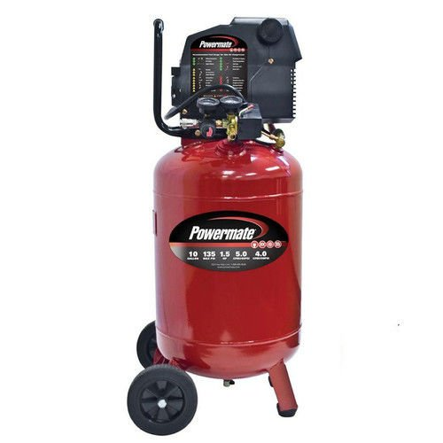 Powermate PLB1582019 VX Vertical Compressor with Instant ...