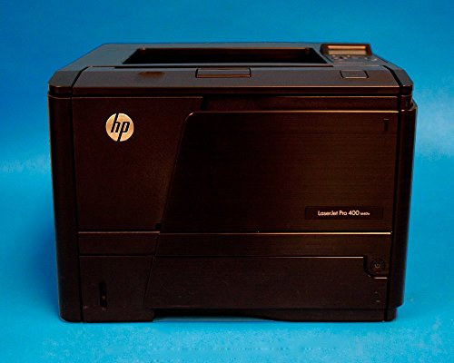 HP LaserJet Pro 400 M401DNE M401 CF399A#BGJ Printer with New 80A Toner and 90/Day Warranty(Renewed)